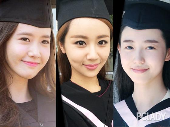 毕业照只有一回 女神教你完美底妆美美的毕业